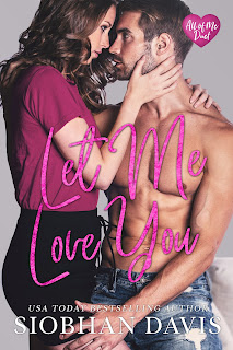 Let Me Love You by Siobhan Davis Book Cover