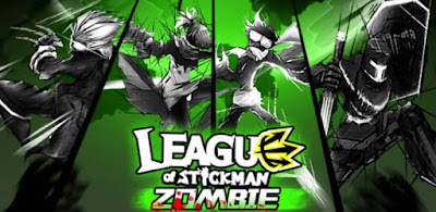 League Of Stickman Avengers Zombie Mod Apk v2.0.3 Full Free Shopping Terbaru