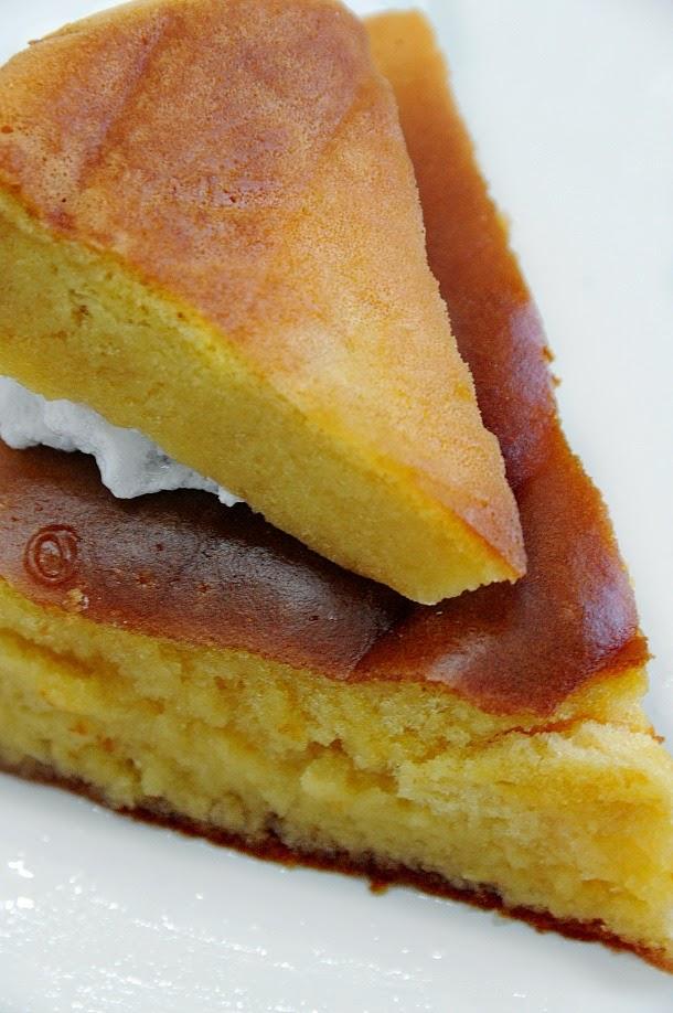 Cake De Capuchino Cubano