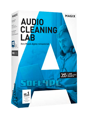 MAGIX Audio Cleaning Lab box