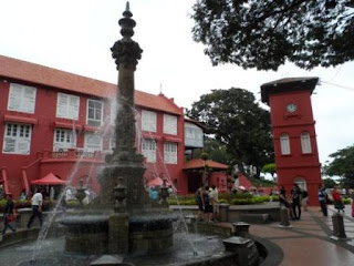 dutch square malaka
