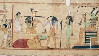 Ancient Egyptians believed in numerous sacred animals