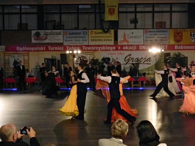 taniec, konkurs, turniej, gracja, Babimost