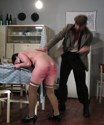 Wife anal discipline