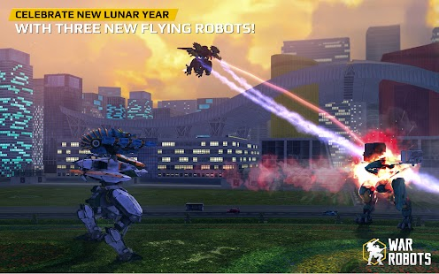 War Robots Apk+Data Free on Android Game Download