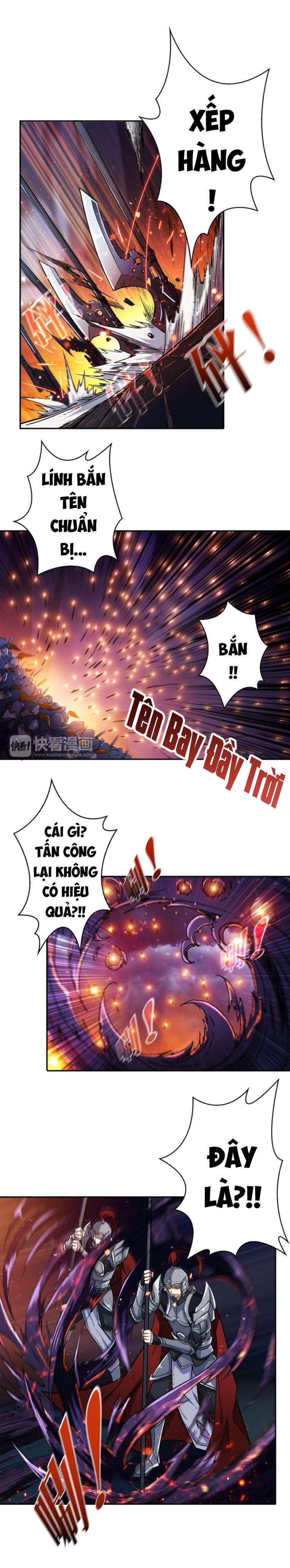 Phệ Thần Kỷ chap 0 - Trang 3