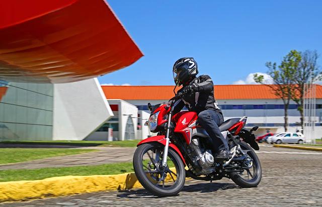 Honda CG 160 Titan 2016