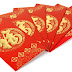 The souvenirs featuring Vietnamese Tet