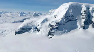 Spotlight :Earth's Largest Volcanic Region Discovered in Antarctica