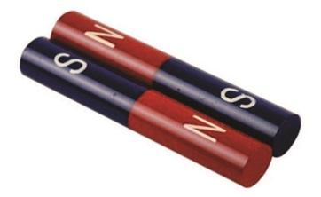 bentuk magnet silinder