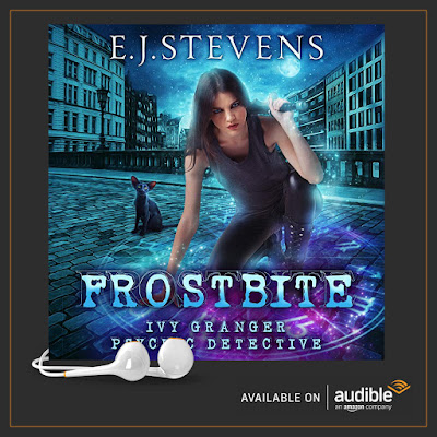 Frostbite Ivy Granger Award Winning Audiobook