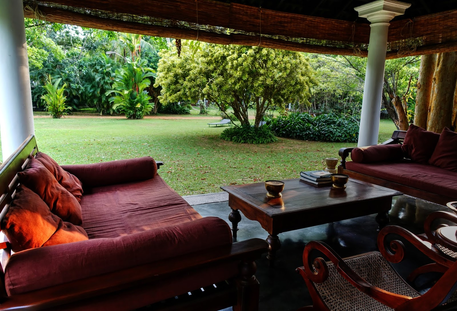 Our Airbnb in Sri Lanka