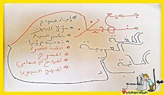 منهجية اللغة العربية الثانية  باك