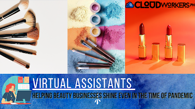 How Virtual Assistants Can Keep Beauty Businesses Shining Even in The Time of Pandemic