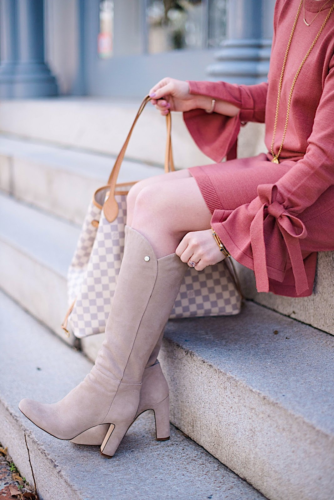 Louise et Cie Zanda Boots - Something Delightful Blog
