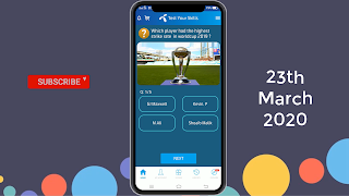 My Telenor Play and Win 23-03-2020