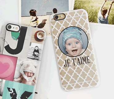 Make customised gift items with Casetify
