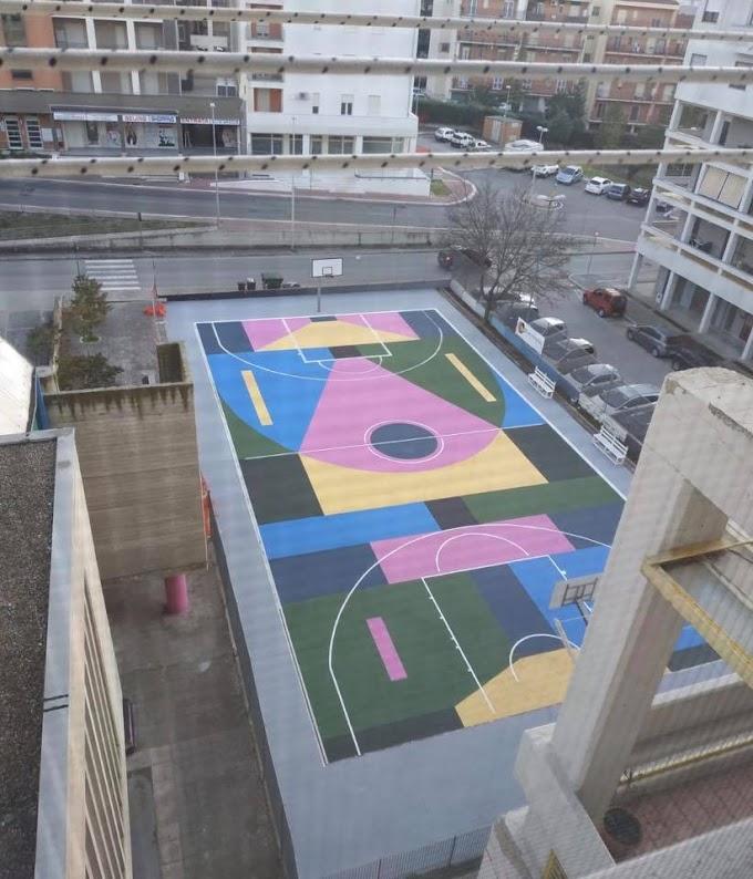 Matera 2019, Open Playful Space termina l'intervento di arte urbana 'Let's Play Culture'