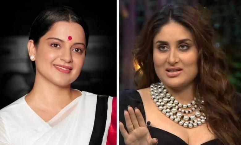 Boycott Kareena Kapoor Khan. Demand to cast Kangana Ranaut as Sita's character