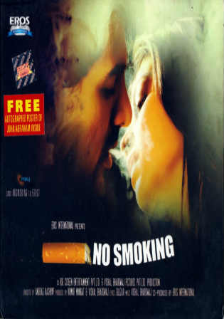 No Smoking 2007 HDRip 350MB Hindi Movie 480p Watch Online Full Movie Download bolly4u