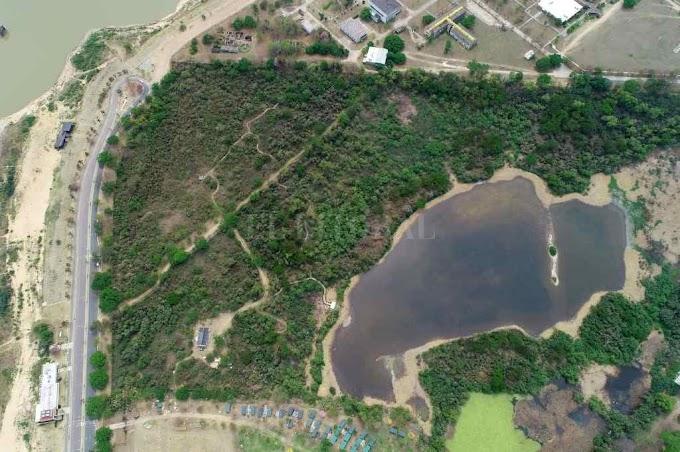 Critican la construcción de una escuela sobre la reserva ecológica de la UNL