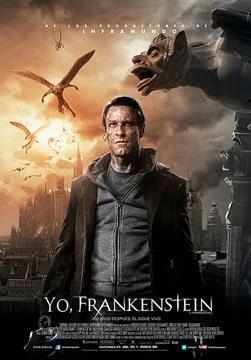 descargar Yo Frankenstein en Español Latino