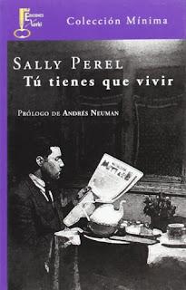 """""""Tú tienes que vivir"""" - Sally Perel"""
