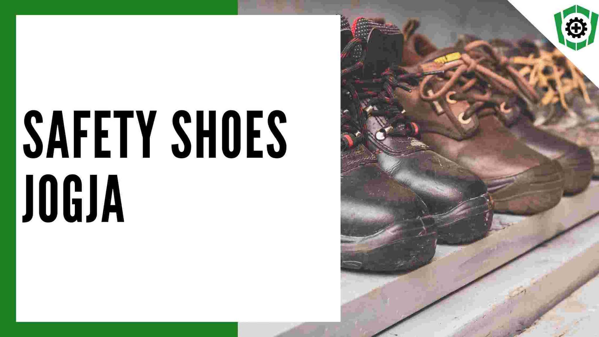 Safety Shoes Jogja