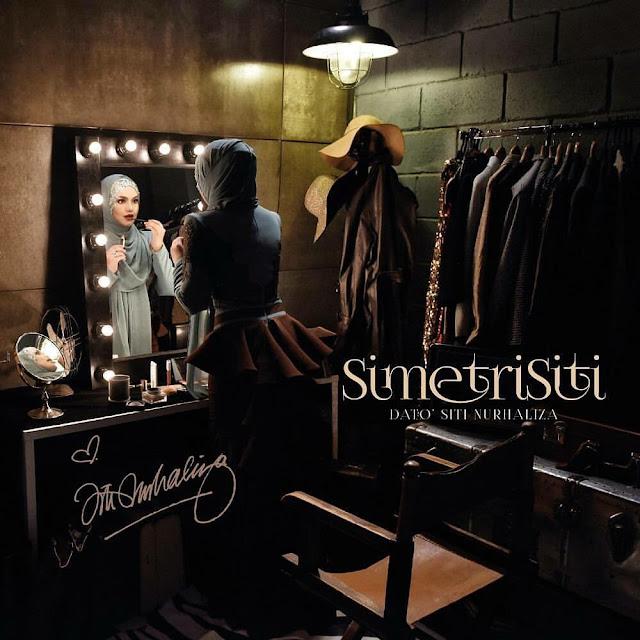 SimetriSiti Album Terbaru Dari Siti Nurhaliza