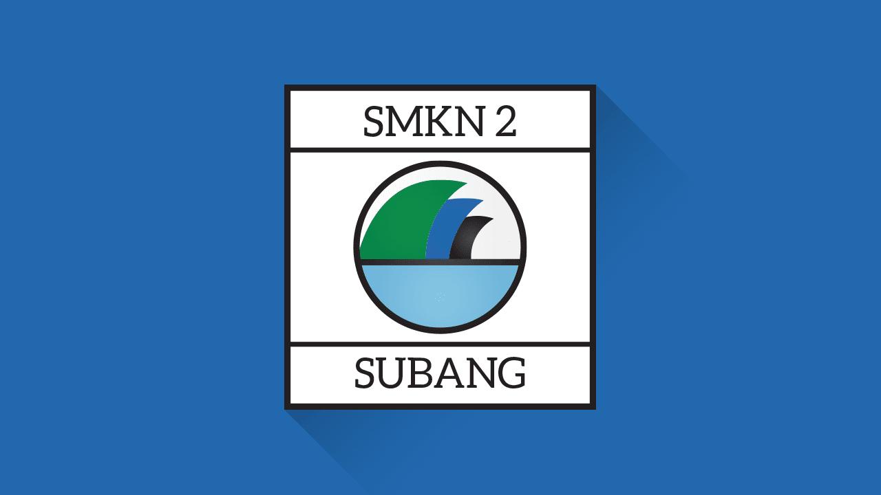 Logo SMKN 2 Subang Jawa Barat