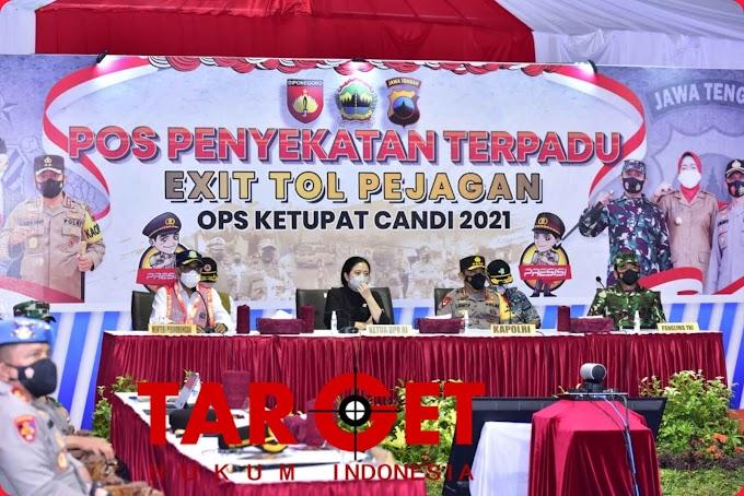Kapolri Jenderal Listyo Sigit Prabowo Sebut Kebijakan Larangan Mudik untuk Menjaga dan Melindungi Masyarakat