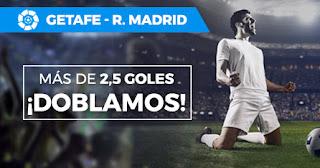Paston promocion Getafe vs Real Madrid 4 enero 2020