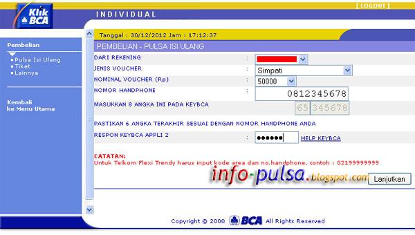 Cara Isi Ulang Pulsa Telkomsel (simPATI, Kartu AS) - Info