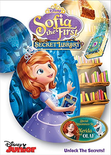 Sofia The First: The Secret Library [2016]