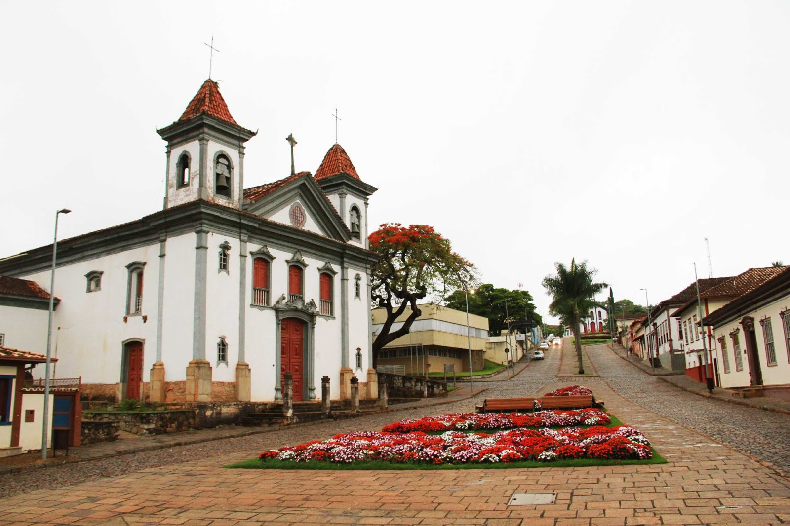 Santa Bárbara - Bate Volta a partir de Belo Horizonte