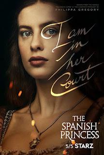 The Spanish Princess Temporada 2 audio español