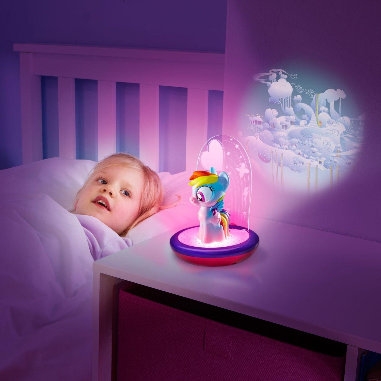 Rainbow Dash Goglow Night Light On Amazon Uk Mlp Merch