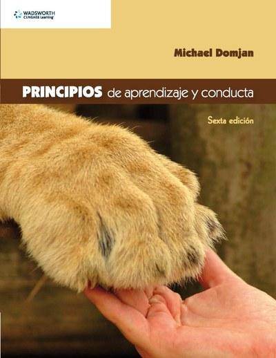Libro principios de aprendizaje y conducta michael domjan
