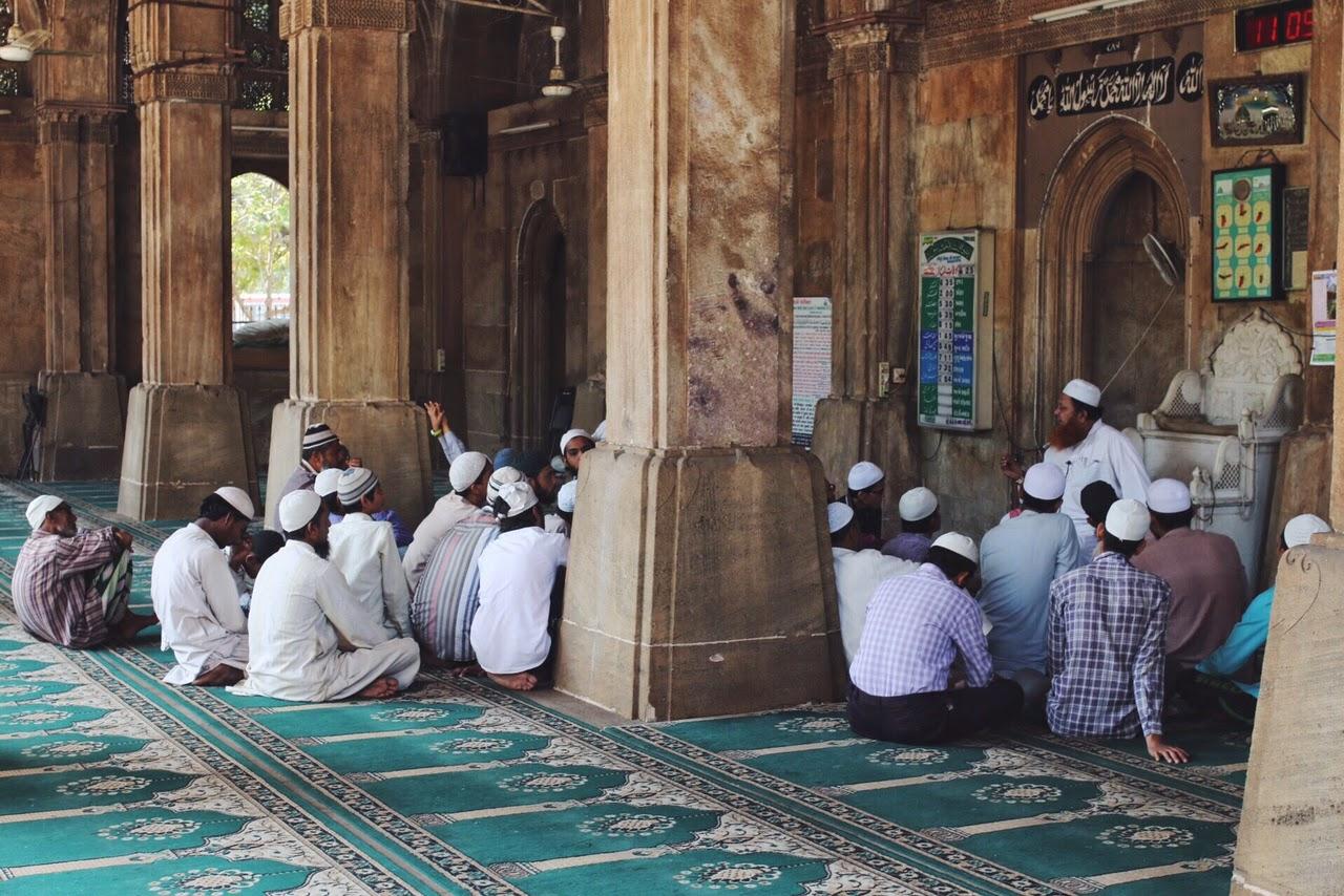 Sidi Saiyyed Mosque Ahmedabad Meeting sayed sayeed masjid islam muslim