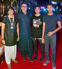 Rakeysh Omprakash Mehra Family Wife Son Daughter Father Mother Age Height Biography Profile Wedding Photos