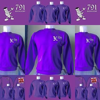 Sweater Tanpa Kupluk SMP PAKUAN 791 B OGOR