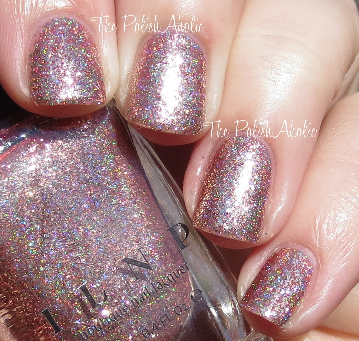 The PolishAholic: ILNP Winter 2015 Collection Swatches & Review