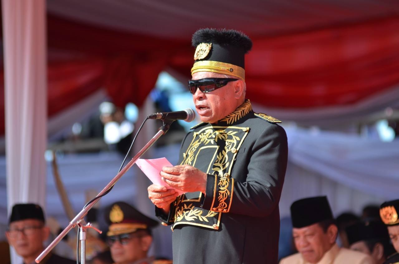 Gub Kaltim: Bapak Jokowi Pasti Masuk Surga, Tak Usah Lagi Beramal Ibadah