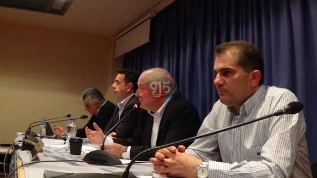 Αντιπρόεδρος στην Εκτελεστική Επιτροπή  του ΦοΣΔΑ Πελοποννήσου ο Δ. Κωστούρος