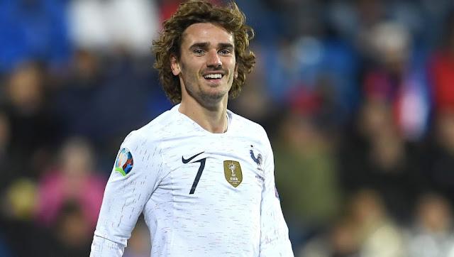 Le transfert d'Antoine Griezmann officialisé lundi