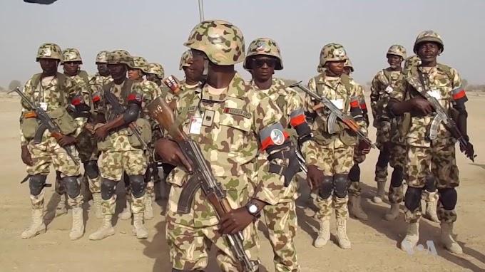 Taraba: Army begins operation to end Jukun/Tiv crisis