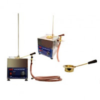 Jual Flash and Fire Point by Cleveland Open Cup Electric heating Call 087770760007