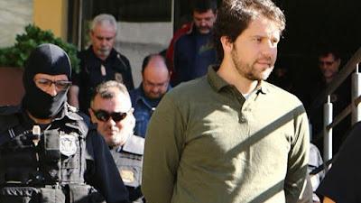 Justiça nega saída temporária de Luiz Argôlo