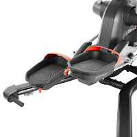 Performance suspension pedals, image, on Bowflex LateralX L5 Machine