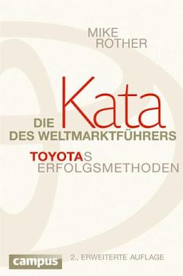 """Buchcover von Mike Rother """"Die Kata des Wletmarktführers"""""""
